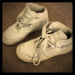 Nike Shoes | Vintage Air Force 1s